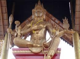 Patung Buddha 4 Wajah: Pesona Bangkok di Surabaya
