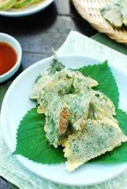 Perilla & Chicken Jeon