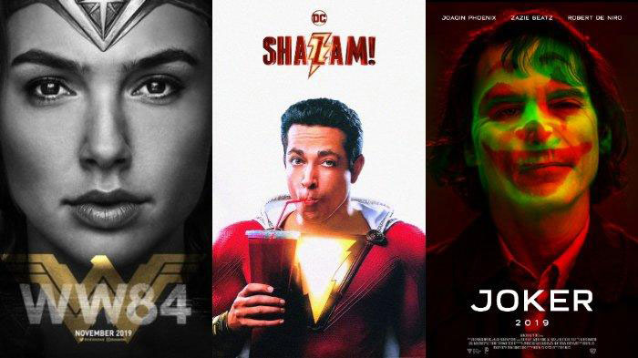 Rekomendasi Film DC Terbaru dan Terbaik